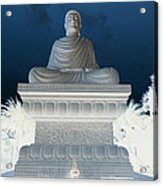 Buddha In Enlightenment II Acrylic Print