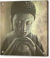 Buddha Acrylic Print by Madeleine Forsberg
