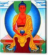 Buddha Of Infinite Light 39 Acrylic Print