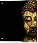 Buddha Portrait  Acrylic Print