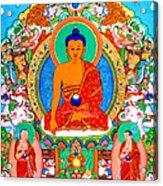 Buddha Shakyamuni 1 Acrylic Print