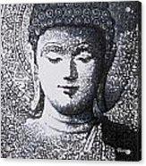 Buddha V Acrylic Print