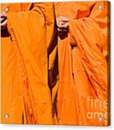 Buddhist Monks 02 Acrylic Print
