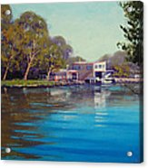 Budgewoi Creek Acrylic Print