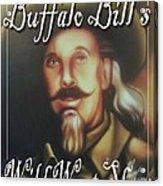 Buffalo Bill Acrylic Print