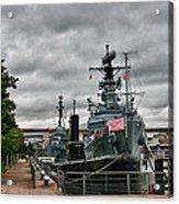 Buffalo Naval And Military Park Acrylic Print