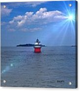 Bug Light In Plymouth Ma Acrylic Print
