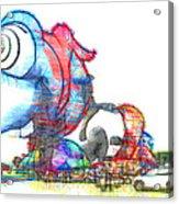 Buggy Acrylic Print