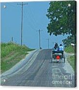Buggy Ride Acrylic Print