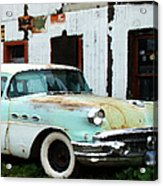 Buick Acrylic Print