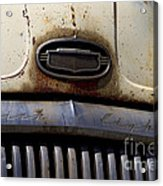 Buick Eight   #3829 Acrylic Print