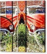 Buick Eight Eight Buick Acrylic Print