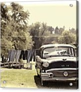 Buick For Sale Two Acrylic Print