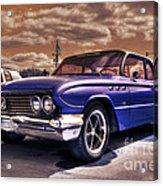 Buick Invicta  Acrylic Print