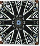 Buick Kaleidoscope Acrylic Print