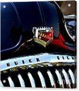 Buick Roadmaster Acrylic Print