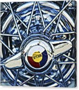 Buick Skylark Wheel Acrylic Print