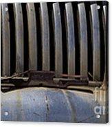 Buick Teeth   #3833 Acrylic Print