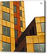 Building Blocks Acrylic Print