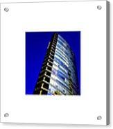 Building_09.28.12 Acrylic Print