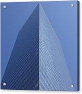 Buildings Of New York Acrylic Print
