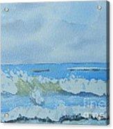 Bulli Beach Acrylic Print
