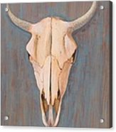 Bullskull No.3 Acrylic Print