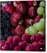 Bundle Ole Fruit Acrylic Print