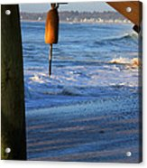 Buoy 1 Acrylic Print by Michael Mooney