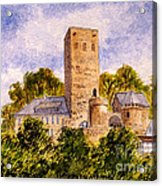 Burg Blankenstein Hattingen Germany Acrylic Print
