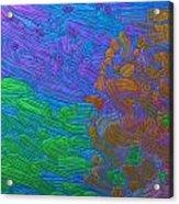 Burning Bush 2 Acrylic Print