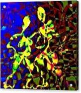 Burning Tango Acrylic Print
