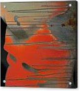Burns Of A Cry  Acrylic Print