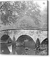Burnside Bridge Antietam National Acrylic Print