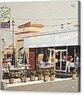 Burr's On Folsom Boulevard Acrylic Print
