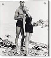 Burt Lancaster In From Here To Eternity  Acrylic Print