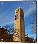 Burton Memorial Tower Acrylic Print