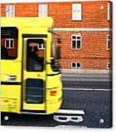 bus Acrylic Print