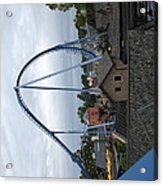 Busch Gardens - 121212 Acrylic Print