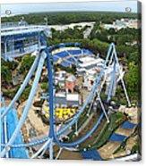 Busch Gardens - 121223 Acrylic Print by DC Photographer