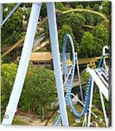 Busch Gardens - 121226 Acrylic Print