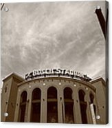 Busch Stadium - St. Louis Cardinals 7 Acrylic Print