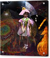 Butterfly Futures Acrylic Print