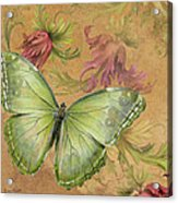 Butterfly Inspirations-a Acrylic Print