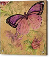Butterfly Inspirations-d Acrylic Print