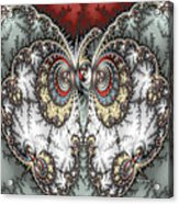 Butterfly Love Acrylic Print