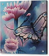 Butterfly Series 6 Acrylic Print