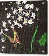 Butterfly Sprig Acrylic Print
