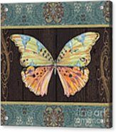 Butterfly Tapsetry-jp2197 Acrylic Print