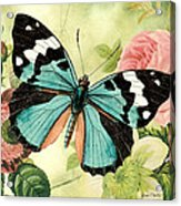 Butterfly Visions-b Acrylic Print